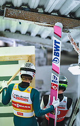 30.11.2019, Nordic Arena, Ruka, FIN, FIS Weltcup Ski Sprung, im Bild Feature Skisprung BWT, Daniel Andre Tande (NOR) // Feature Skijumping BWT Daniel Andre Tande of Norway during the FIS ski jumping World Cup of the Nordic Opening at the Nordic Arena in Ruka, Finland on 2019/11/30. EXPA Pictures © 2019, PhotoCredit: EXPA/ JFK