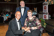 Volunteer of the Years, Kerry Evans - Wrexham FC during the National League Gala Awards at Celtic Manor Resort, Newport, United Kingdom on 8 June 2019.