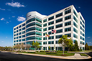 Leidos building in Columbia Maryland