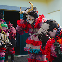Festa dos Rapazes, or Festa de Santo Estevão (Saint Stephen), a religious festivity with deep roots in pagan Winter Solstice celebrations that takes place at Ousilhão, in Trás-Os-Montes region, Portugal.