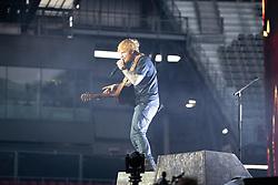 28.06.2019, Wörthersee Stadion, Klagenfurt, AUT, Ed Sheeran Konzert, im Bild Ed Sheeran // Ed Sheeran during a concert of Ed Sheeran at the Wörthersee Stadion in Klagenfurt, Austria on 2019/06/28. EXPA Pictures © 2019, PhotoCredit: EXPA/ Johann Groder