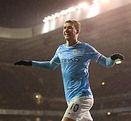 Tottenham Hotspur v Manchester City 290114