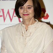 London, UK. 10th May 2017.Cherie Blair attends The Asian Women of Achievement Awards 2017 at the London Hilton on Park Lane Hotel. Photo by See li Credit: See Li