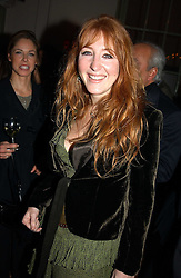 CHARLOTTE TILBURY at a party to celebrate the publication of Style by interior designer Kelly Hoppen held at 50 Cheyne Walk, London on 10th November 2004.<br /><br />NON EXCLUSIVE - WORLD RIGHTS