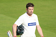 Paul Horton during the Specsavers County Champ Div 2 match between Durham County Cricket Club and Leicestershire County Cricket Club at the Emirates Durham ICG Ground, Chester-le-Street, United Kingdom on 20 August 2019.