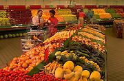 consumers, supermarket