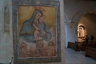 San Pietro Caveoso church, inside