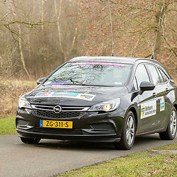 12-03-2021: Wielrennen: Healthy Ageing Tour: Wijster<br />Race doctor