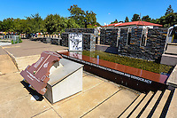 The Hector Peterson Museum. Soweto is a suburb of Johannesburg, South Africa, short for South Western Township. A symbol of the uprising against apartheid.