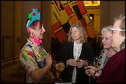 SILVIA ZIRANEK; CATHY DE MONCHAUX, Tate Britain Commission 2014: Phyllida Barlow, Tate Britain. Millbank. London. 31 March 2014.