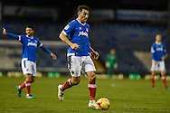 Portsmouth Midfielder, Gary Roberts (11) during the EFL Sky Bet League 2 match between Portsmouth and Morecambe at Fratton Park, Portsmouth, England on 28 February 2017. Photo by Adam Rivers.