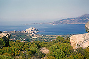 Calvi, Corsica in late 1950s Calvi, Corsica, France