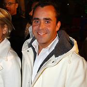 Premiere Snowfever, Horace Cohen en vriendin