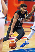 NANJING,CHINA:SEPTEMBER 5th 2019.FIBA World Cup Basketball 2019 Group phase match.Group F. New Zealand vs Greece. Shooting Guard, Corey WEBSTER.<br /> Photo by Jayne Russell / www.PhotoSport.nz