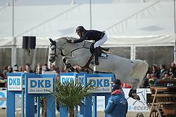 Larocca Jose Maria, (ARG), Cornet Du Lys<br /> CSI4* Qualifikation DKB-Riders<br /> Horses & Dreams meets Denmark - Hagen 2016<br /> © Hippo Foto - Stefan Lafrentz