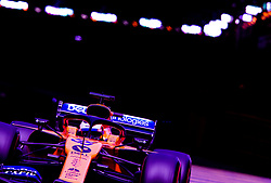 May 25, 2019 - Montecarlo, Monaco - Carlos Sainz of Spain and McLaren F1 Team driver goes during the qualification session at Formula 1 Grand Prix de Monaco on May 25, 2019 in Monte Carlo, Monaco. (Credit Image: © Robert Szaniszlo/NurPhoto via ZUMA Press)