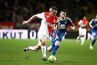 Jeremy TOULALAN / Maxime GONALONS - 01.02.2015 - Monaco / Lyon - 23eme journee de Ligue 1 -<br />