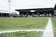 A general view of Fulham FC before the the Sky Bet Championship match at Craven Cottage, London Picture by Richard Brooks/Focus Images Ltd 07947656233<br /> 18/03/2017