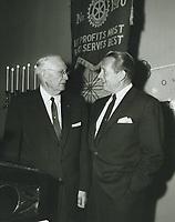 1961 C.E. Toberman & Art Linkletter