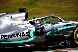 March 1, 2019 - Barcelona, Spain - the Mercedes of Valtteri Bottas during the Formula 1 test in Barcelona, on 01st March 2019, in Barcelona, Spain. (Credit Image: © Joan Valls/NurPhoto via ZUMA Press)