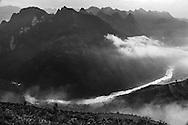 Vietnam Images-landscape Ha Giang-Mapileng pass-Mèo Vạc hoàng thế nhiệm Phong cảnh Vietnam