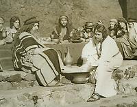 1929 Ian MacLaren as Jesus Christ in the Pilgrimage Play