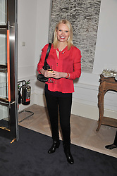 ANNEKA RICE at a party to celebrate the publication of Mum's The Word by Eve Branson held at Grace, West Halkin Street, London on 11th March 2013.