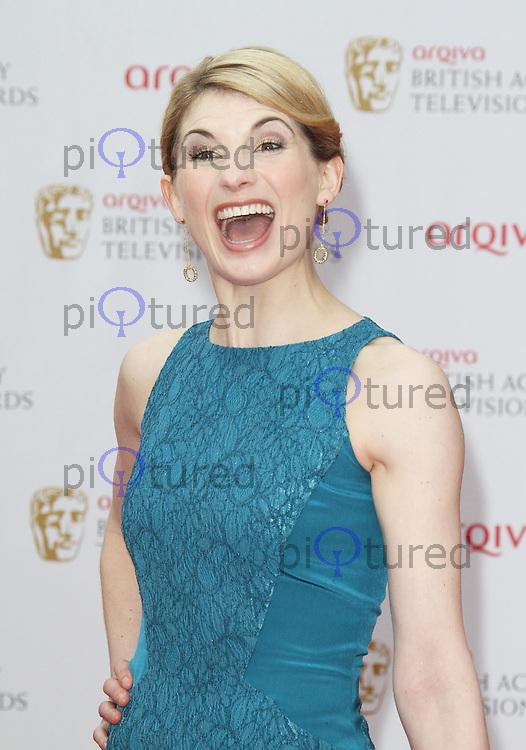 Jodie Whittaker, Arqiva British Academy Television Awards, Royal Festival Hall London UK, 12 may 2013, (Photo by Richard Goldschmidt)