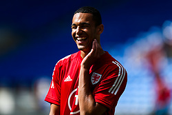 Benjamin Cabango of Wales - Rogan/JMP - 06/09/2020 - FOOTBALL - Cardiff City Stadium - Cardiff, Wales - Wales v Bulgaria - UEFA Nations League Group B4.