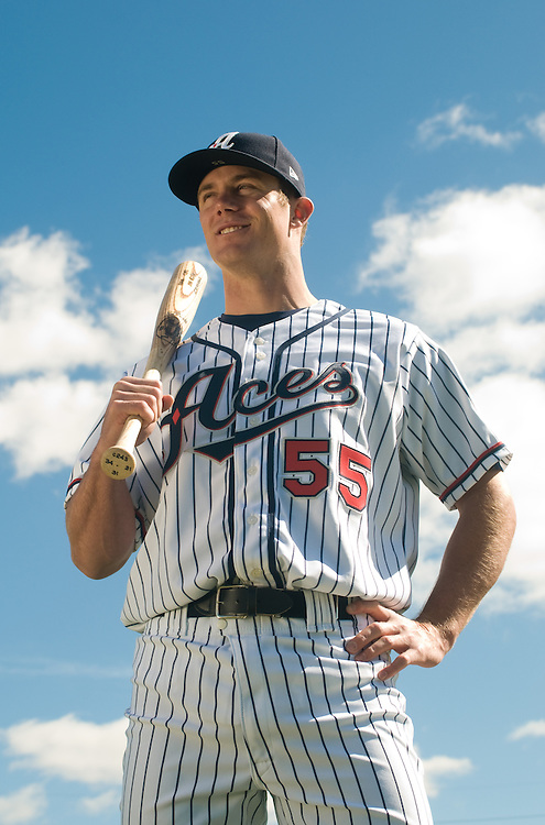 John Hester from media day at Aces Ballpark in Downtown Reno, Nev., Tuesday, April 6, 2010...Photo by David Calvert/Reno Aces