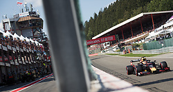 August 31, 2019, Spa, Belgium: Red Bull's Dutch driver Max Verstappen pictured during the qualification sessions ahead of the Spa-Francorchamps Formula One Grand Prix of Belgium race, in Spa-Francorchamps, Friday 30 August 2019. (Credit Image: © Benoit Doppagne/Belga via ZUMA Press)