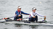 Caversham. Berkshire. UK<br /> GBR LW2X. Bow Eleanor PIGGOTT and Emily CRAIG.<br /> 2016 GBRowing European Team Announcement,  <br /> <br /> Wednesday  06/04/2016 <br /> <br /> [Mandatory Credit; Peter SPURRIER/Intersport-images]