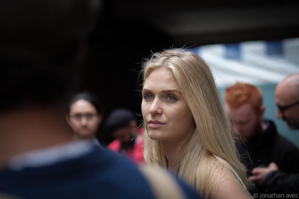 Soho Fashion Shoot, London