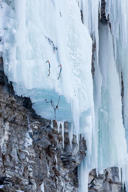 Mixed Climbing Enduro Competition - Festiglace - Pont Rouge Quebec