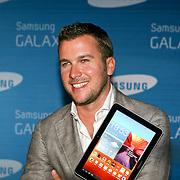 NLD/Amsterdam/20110823 - Presentatie Samsung Galaxy Tab, Winston Gerstanowitz