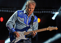 NASHVILLE, TN - JUNE 07:  Glen Campbell performs during the 2012 CMA Music Festival on June 7, 2012 in Nashville, Tennessee.  (Photo by Frederick Breedon IV) Photo © Frederick Breedon. All rights reserved. Unauthorized duplication prohibited.