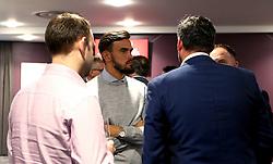 Marlon Pack of Bristol City mingles with guests during the Lansdown Club event - Mandatory by-line: Robbie Stephenson/JMP - 06/09/2016 - GENERAL SPORT - Ashton Gate - Bristol, England - Lansdown Club -