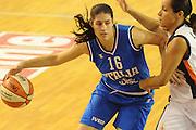DESCRIZIONE : Parma All Star Game 2012 Donne Torneo Ocme Lega A1 Femminile 2011-12 FIP <br /> GIOCATORE : Maddalena Gaia Gorini<br /> CATEGORIA : palleggio<br /> SQUADRA : Nazionale Italia Donne Ocme All Stars<br /> EVENTO : All Star Game FIP Lega A1 Femminile 2011-2012<br /> GARA : Ocme All Stars Italia<br /> DATA : 14/02/2012<br /> SPORT : Pallacanestro<br /> AUTORE : Agenzia Ciamillo-Castoria/C.De Massis<br /> GALLERIA : Lega Basket Femminile 2011-2012<br /> FOTONOTIZIA : Parma All Star Game 2012 Donne Torneo Ocme Lega A1 Femminile 2011-12 FIP <br /> PREDEFINITA :