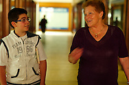 Boxing Bassano, documentary of the elders telling stories to the children. The children take photographs of the story.