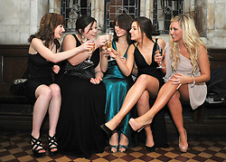 ©STEPHEN SIMPSON. 05/03/2011. PR USE ONLY. King's College Law Ball held at The Royal Courts of Justice on 5th March 2011.  Picture Credit should read Stephen Simpson