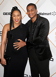 01 March 2018 - Beverly Hills, California - Tia Mowry-Hardrict, Cory Hardrict. 2018 Essence Black Women In Hollywood Oscars Luncheon held at the Regent Beverly Wilshire Hotel. Photo Credit: F. Sadou/AdMedia