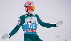 31.12.2019, Olympiaschanze, Garmisch Partenkirchen, GER, FIS Weltcup Skisprung, Vierschanzentournee, Garmisch Partenkirchen, Qualifikation, im Bild Jan Hoerl (AUT) // Jan Hoerl of Austria during his qualification Jump for the Four Hills Tournament of FIS Ski Jumping World Cup at the Olympiaschanze in Garmisch Partenkirchen, Germany on 2019/12/31. EXPA Pictures © 2019, PhotoCredit: EXPA/ JFK