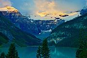 Lake Louise, Canadian Rockies, Banff National Park, Alberta