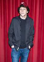 Jesse Eisenberg  at the Vivarium' film photocall, Curzon Soho, London, UK - 21 Feb 2020