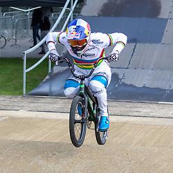 30-08-2020: Wielrennen: BMX - Road to Tokyo & WK 2021: Papendal<br /> Twan van Gendt
