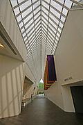 Muhlenburg College Center for the Arts, Martin Art Gallery, Allentown, Lehigh Co., PA