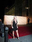Emma Bunton. GQ Men of the Year Awards 2002. V. & A. 3 September 2002. © Copyright Photograph by Dafydd Jones 66 Stockwell Park Rd. London SW9 0DA Tel 020 7733 0108 www.dafjones.com