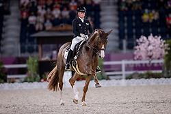 Werth Isabell, GER, Bella Rose 2, 140<br /> Olympic Games Tokyo 2021<br /> © Hippo Foto - Dirk Caremans<br /> 25/07/2021
