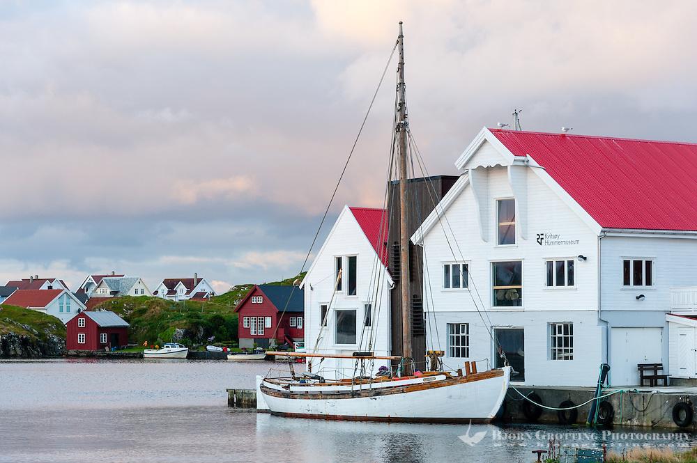 Rogaland, Norway. Kvitsøy island.