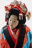 Japon, île de Honshu, Kansai, Osaka, le musée de l'Histoire d'Osaka // Japon, Honshu, Kansai, Osaka, History museum of Osaka